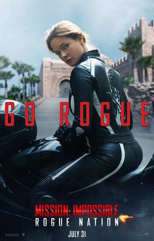 Mission Impossible: Rough Nation (Nhiệm vụ bất khả thi: Quốc gia bí ẩn)