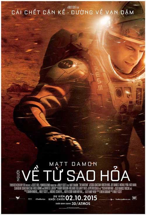 The Martian (Người về từ sao Hỏa)