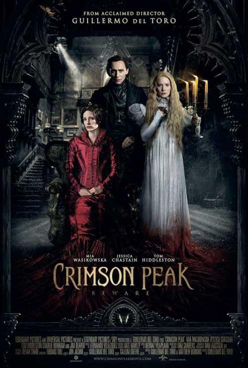 Crimson Peak (tựa Việt: Lâu đài đẫm máu)