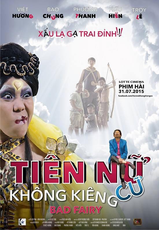 Việt Hương - Tiên nữ không kiêng cữ