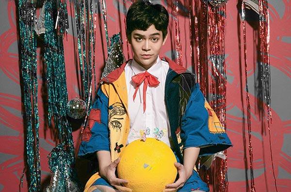 Tuấn Kiệt - chàng diễn viên trẻ hết mình vì đam mê