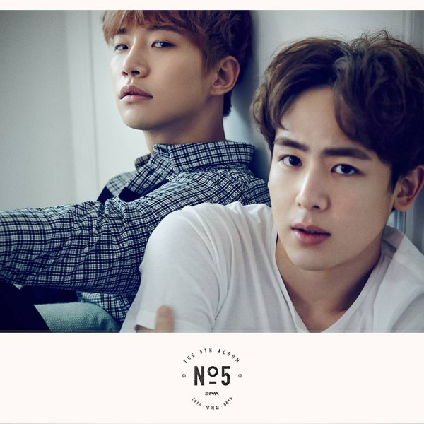 No.5 (Vol. 5) - 2PM