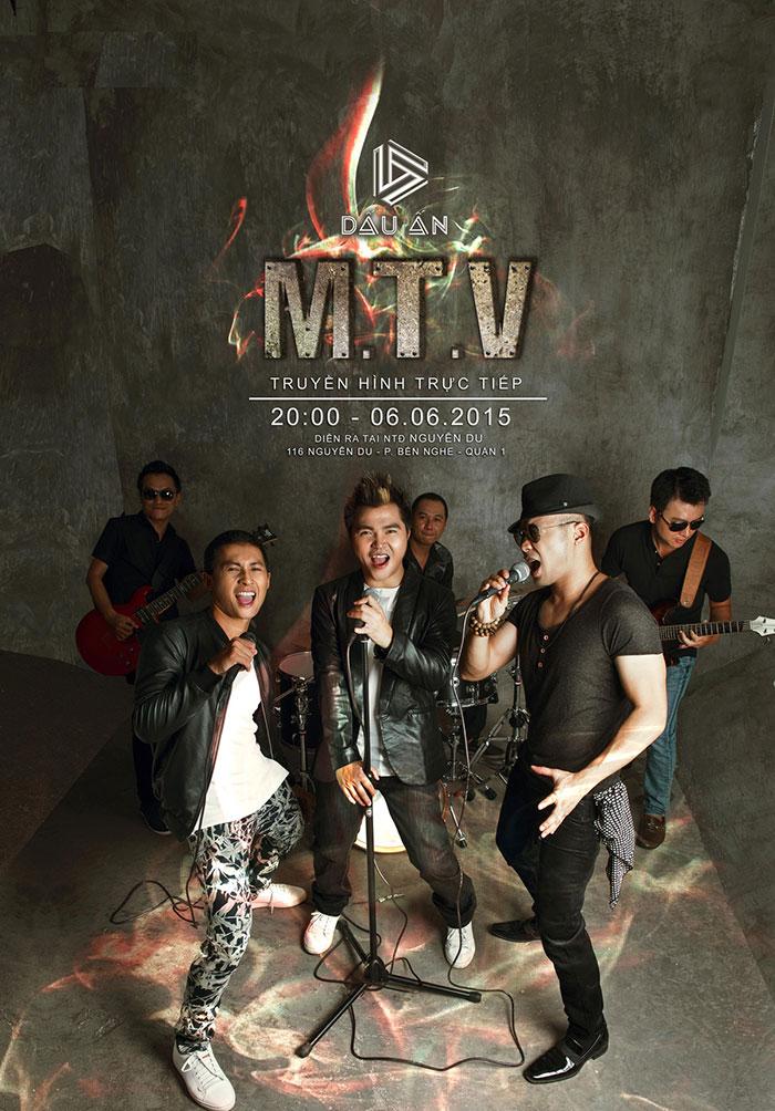 Sau những thăng trầm trong sự nghiệp, nhóm nhạc đình đám 1 thời MTV sẽ thực hiện liveshow kỷ niệm những hoạt động âm nhạc của mình cùng với sự ủng hộ nhiệt tình của các sao Việt