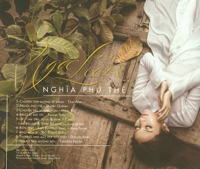 Ngọc Liên phát hành CD Nghĩa phu thê - Saoshowbiz.com