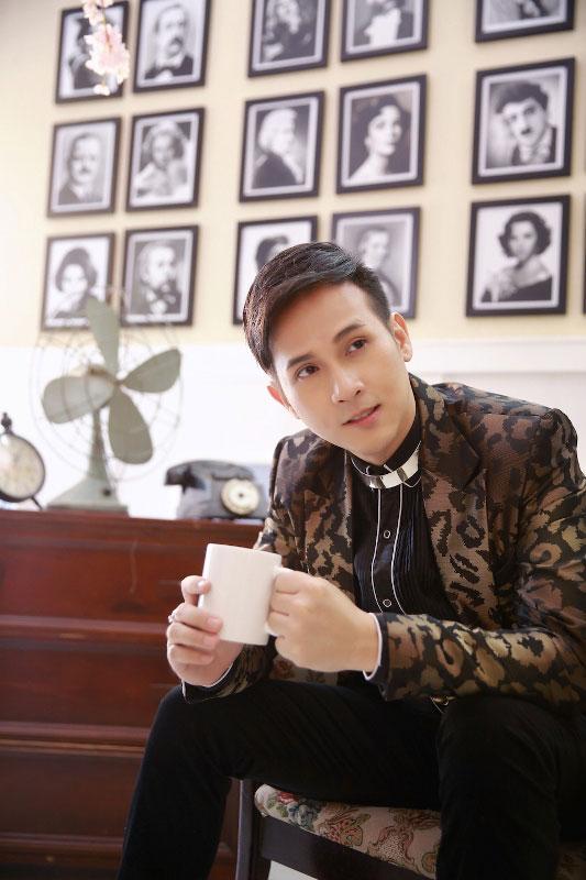 Với albumNguyên Vũ – Cà phê Sài Gònanh muốn âm nhạc mình hát mang đến với một hơi thở mới và hiện đại hơn