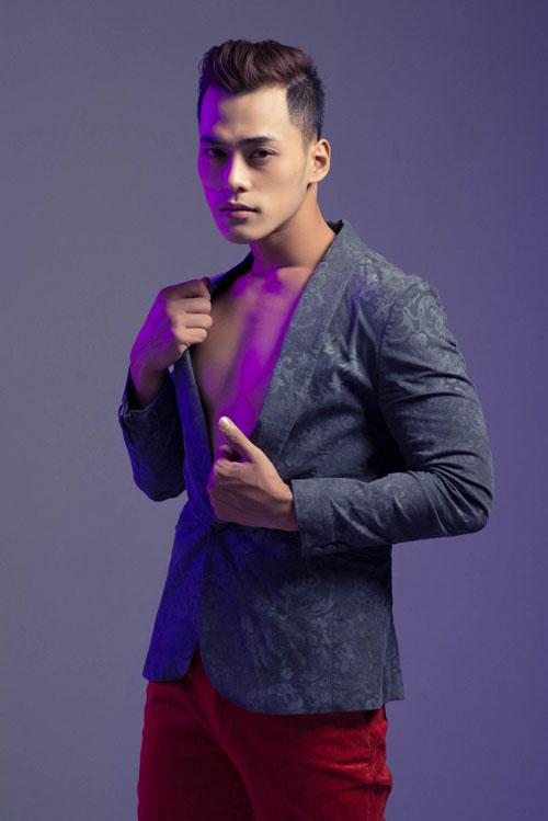 Phan Ngọc Luân chàng trai đam mê ca hát