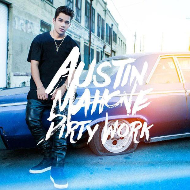 Austin Mahone tung MV Dirty Work