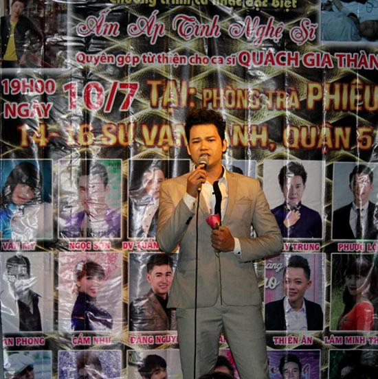 Đăng Nguyên kết hợp cùng ca sĩ Vân My tổ chức đêm nhạc từ thiện 'ẤM ÁP TÌNH NGHỆ SĨ'