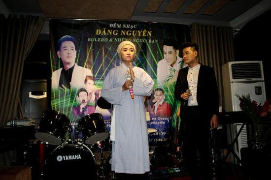 Đăng Nguyên - hành trình theo đuổi dòng nhạc Bolero