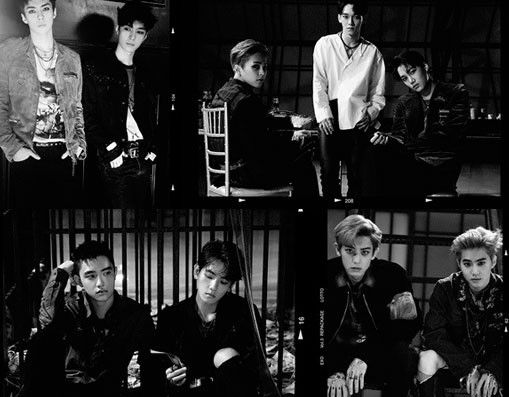 EXO tung MV Lotto gây sốt