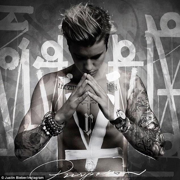 CD Justin Bieber Purpose