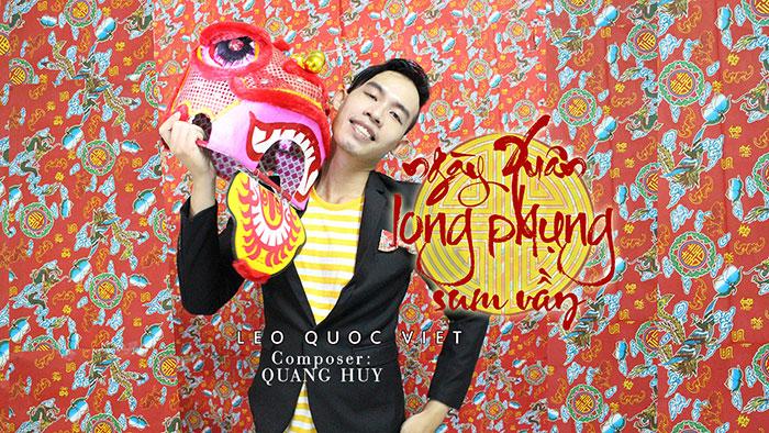 Leo Quốc Việt ra mắt MV mừng xuân