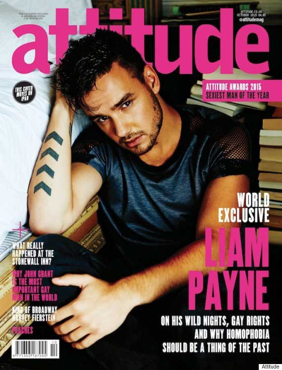 One Direction - LIAM PAYNE -  ATTITUDE