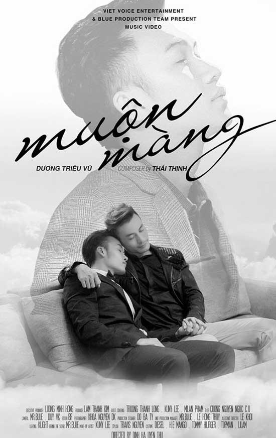 Dương Triệu Vũ kể chuyện tình đồng tính