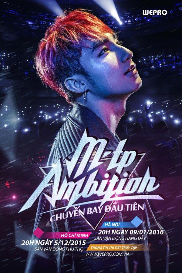Sơn Tùng M-TP live show Chuyến bay đầu tiên