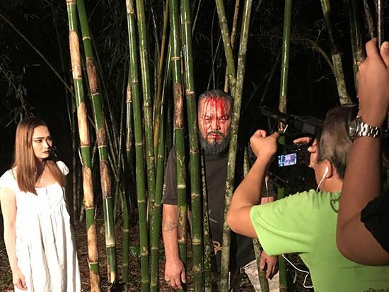 Thiên Bảo chuẩn bị tung phim ca nhạc kinh dị Người Yêu Tôi Là Ma