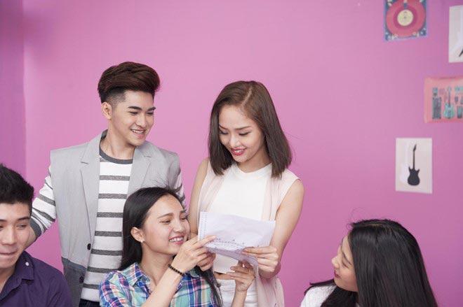 Thủy Tiên - Miu Lê làm chị em trong MV mới