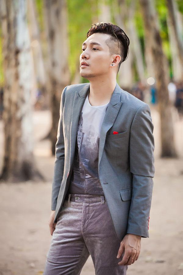 Vỹ Thái - Chàng soái ca hát nhạc tình
